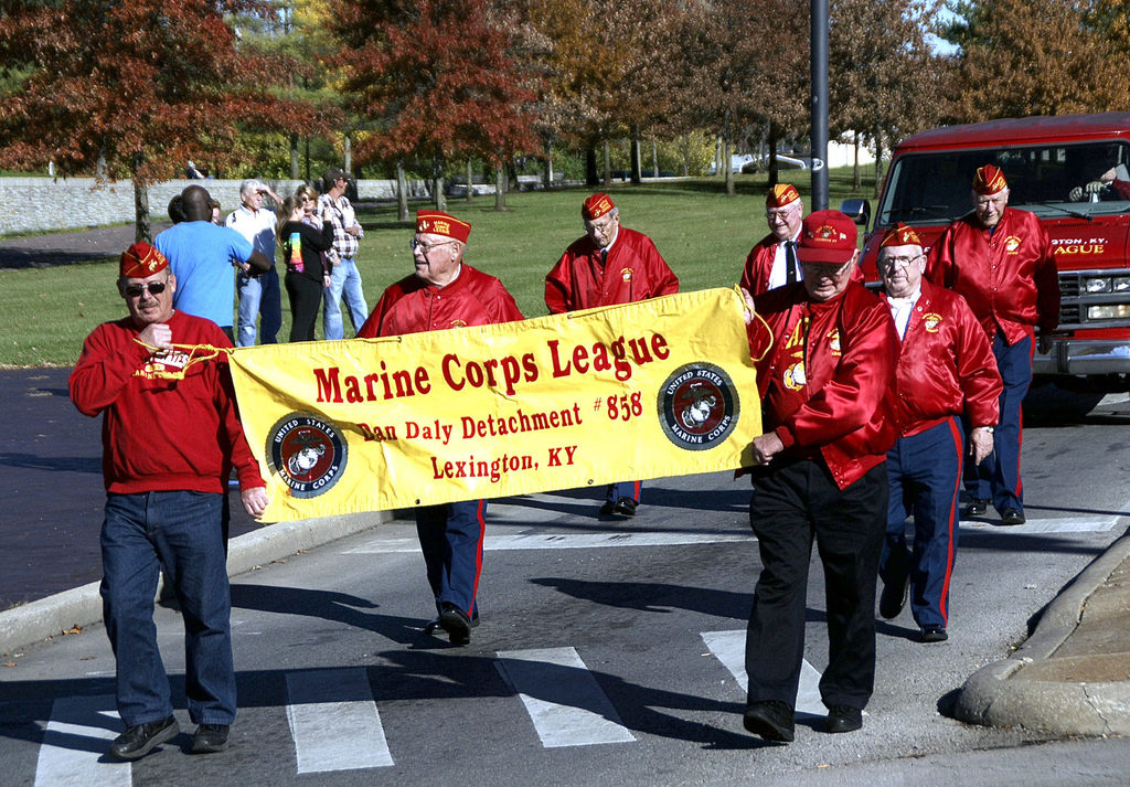 Lexington Veterans Day Parade_01