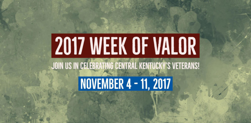 2017 Week of Valor - Central Kentucky